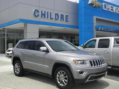 Used 2016 Jeep Grand Cherokee Limited