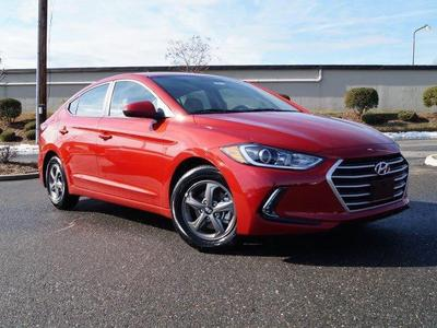 New 2017 Hyundai Elantra Eco
