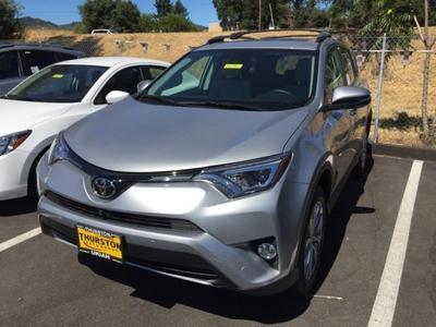 New 2017 Toyota RAV4 Limited