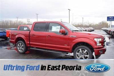 New 2017 Ford F-150 Lariat