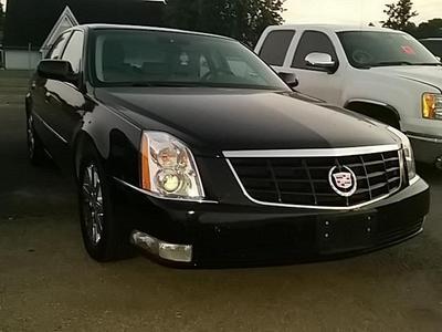 Used 2010 Cadillac DTS Base