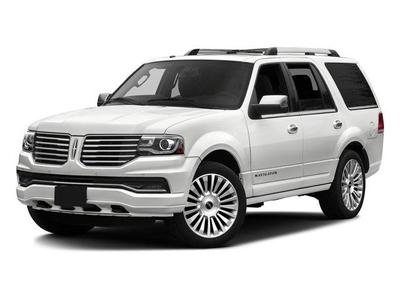New 2017 Lincoln Navigator Select