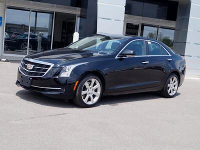 Used 2015 Cadillac ATS 3.6L Luxury
