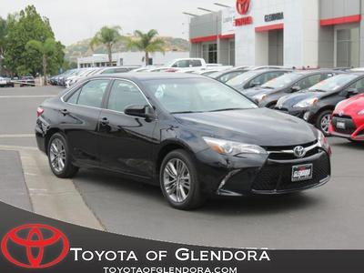Certified 2016 Toyota Camry SE