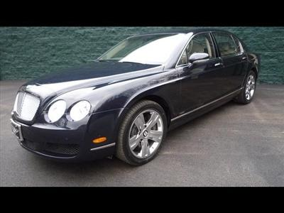 Certified 2008 Bentley Continental Flying Spur