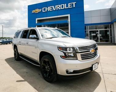 New 2017 Chevrolet Suburban Premier
