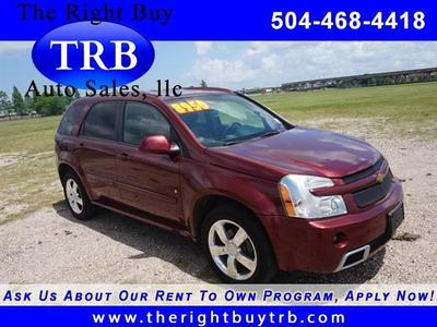 Used 2008 Chevrolet Equinox Sport