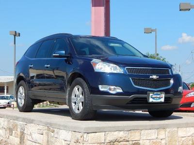Used 2011 Chevrolet Traverse 1LT