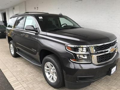 New 2018 Chevrolet Tahoe LS