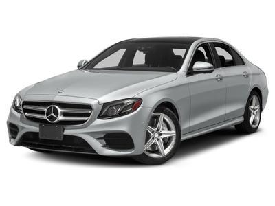 New 2018 Mercedes-Benz E 300 4MATIC