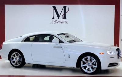 Used 2014 Rolls-Royce Wraith Base