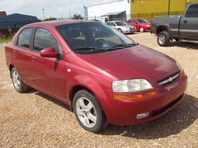 Used 2006 Chevrolet Aveo LT