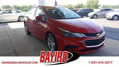 Certified 2017 Chevrolet Cruze LT Automatic