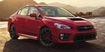 New 2018 Subaru WRX Premium