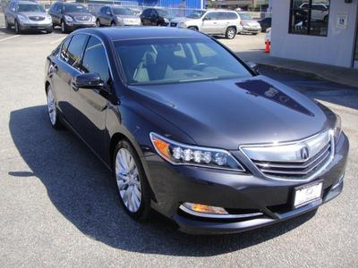 Used 2014 Acura RLX Technology Package