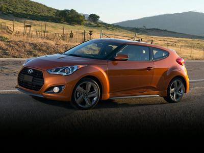 Used 2015 Hyundai Veloster Turbo