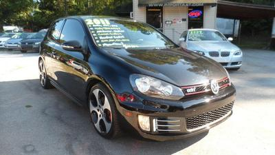Used 2011 Volkswagen GTI 2-Door