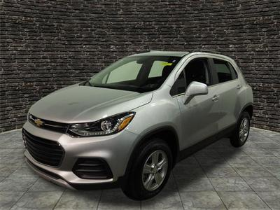 Used 2017 Chevrolet Trax LT