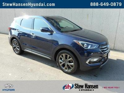 2018 Hyundai Santa Fe Sport 2.0L Turbo Ultimate