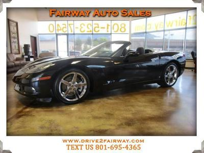 Used 2007 Chevrolet Corvette LT2