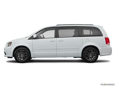 New 2017 Dodge Grand Caravan SXT