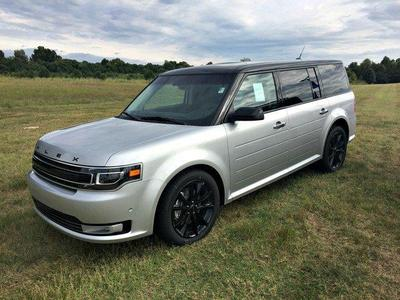 2018 Ford Flex Limited w/EcoBoost