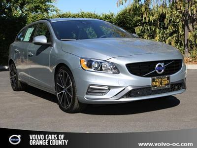 New 2017 Volvo V60 T5 Dynamic