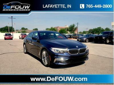 New 2017 BMW 530 i xDrive
