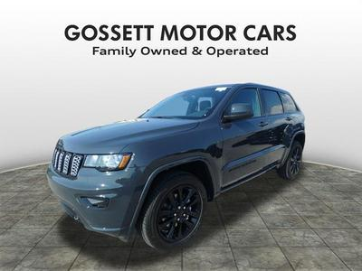 New 2017 Jeep Grand Cherokee Altitude