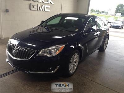 2017 Buick Regal Turbo Premium II