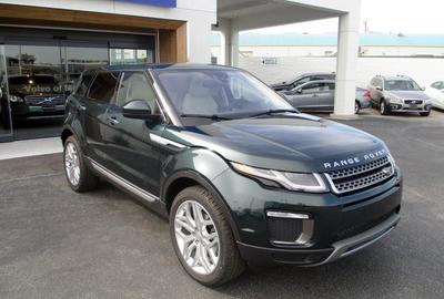 New 2016 Land Rover Range Rover Evoque HSE