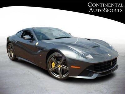 Used 2014 Ferrari F12berlinetta Berlinetta