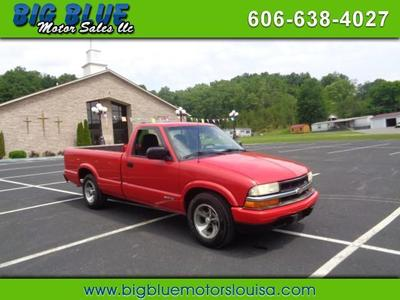 Used 2003 Chevrolet S-10 LS