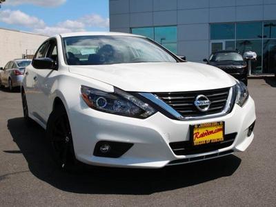 New 2017 Nissan Altima 2.5 SR