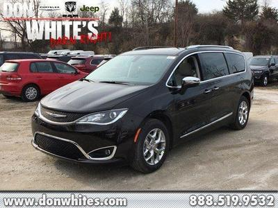 New 2017 Chrysler Pacifica Limited