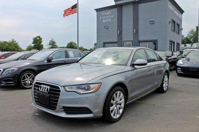Used 2013 Audi A6 2.0T Premium
