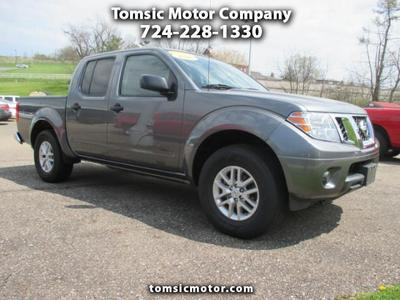 Used 2016 Nissan Frontier SL