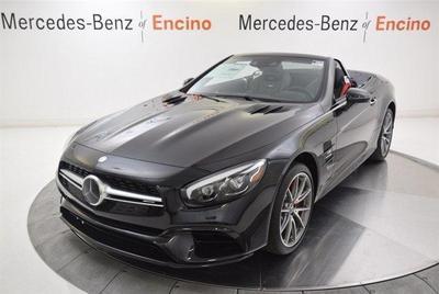 New 2017 Mercedes-Benz AMG SL 63 Base