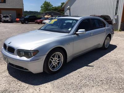 Used 2003 BMW 745 Li