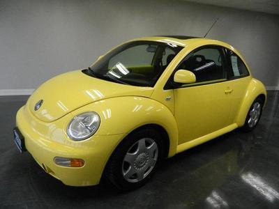 Used 2000 Volkswagen New Beetle GLS