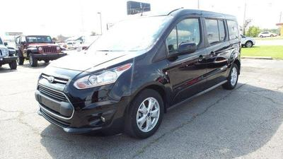 Certified 2016 Ford Transit Connect Titanium