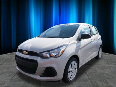 New 2017 Chevrolet Spark LS
