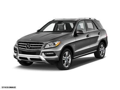 Used 2015 Mercedes-Benz ML350 4MATIC