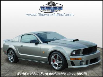 Used 2008 Ford Mustang ROUSH P-51A