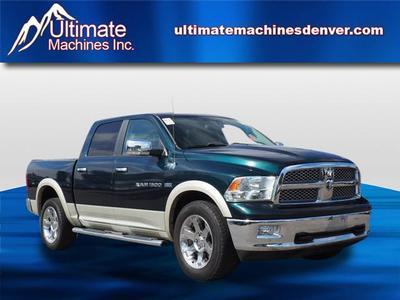 Used 2011 Dodge Ram 1500 Laramie