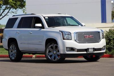 New 2016 GMC Yukon