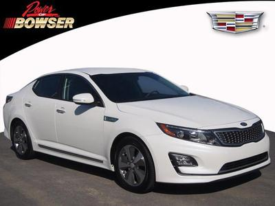 Used 2016 Kia Optima Hybrid EX