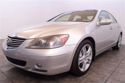 Used 2005 Acura RL 3.5