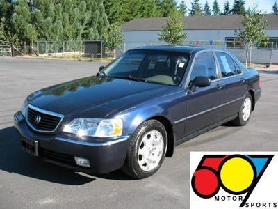 Used 2000 Acura RL 3.5