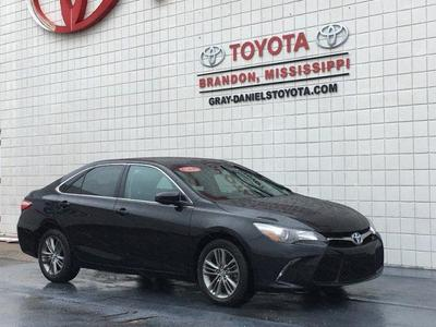 used 2016 toyota camry for sale in jackson ms. Black Bedroom Furniture Sets. Home Design Ideas